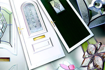 uPVC Door Panels by New World